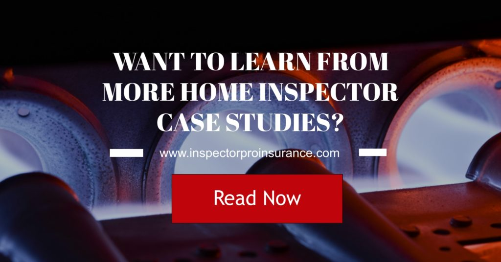 home inspector case study