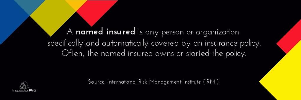 additional insured