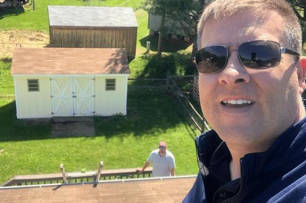 bronson on roof 05-17-2019 3-2