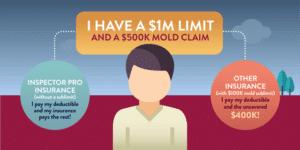 InspectorPro home inspection insurance sublimits vs other insurance sublimits