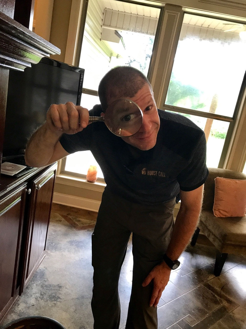 successful small business home inspector
