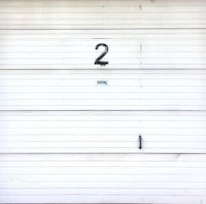 reverse jam garage door