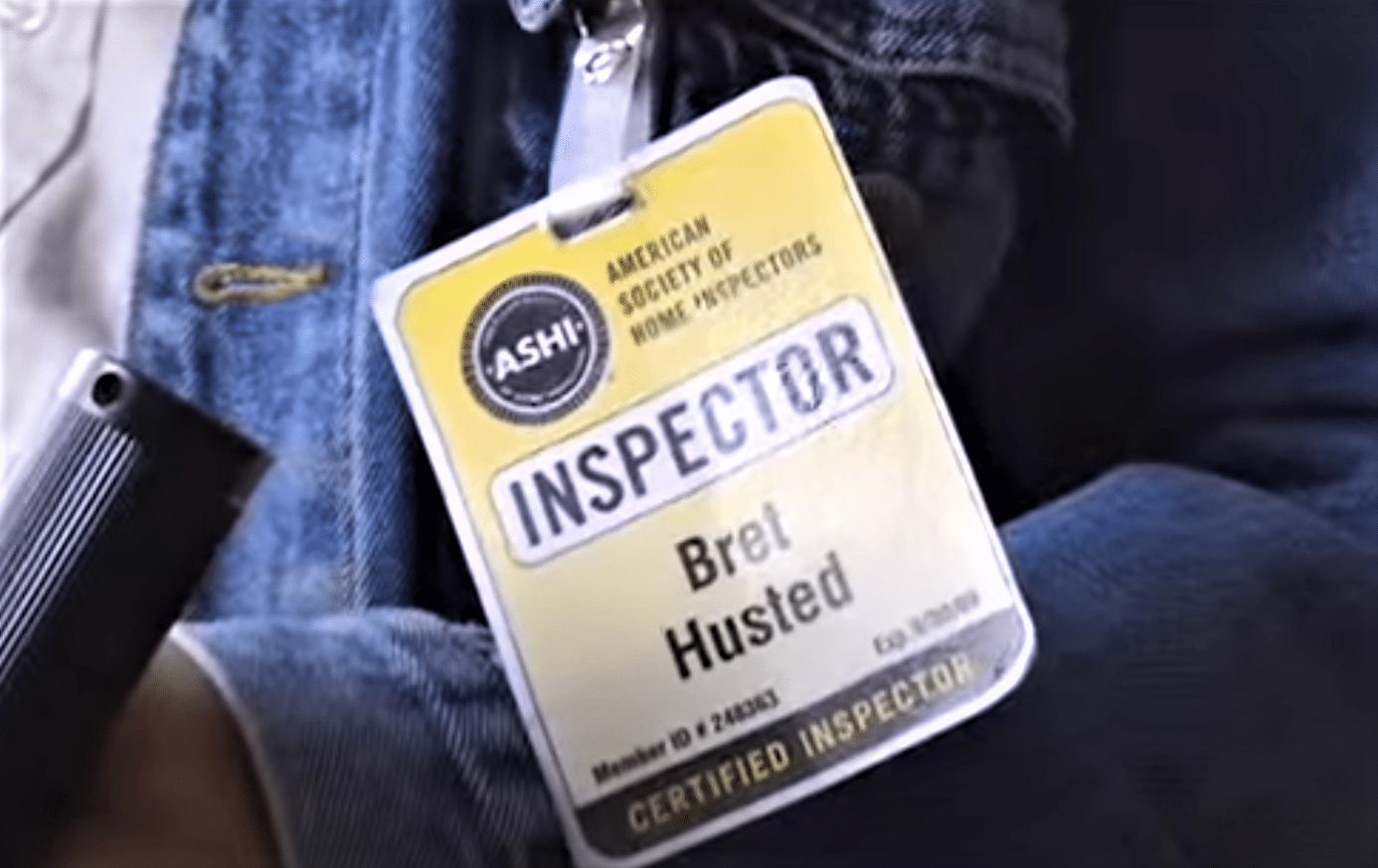 home inspector association