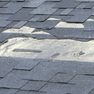 Claim 2: Roof Damage