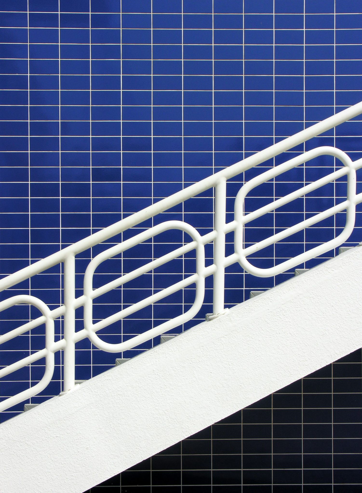 outside pool stairs - pool inspections